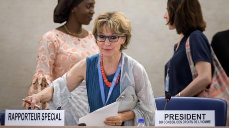 Laut der unabhängigen Berichterstatterin des UN-Menschenrechtsbüros für außergerichtliche, summarische oder willkürliche Hinrichtungen, Agnes Callamard,  war die Ermordung des iranischen Generals Soleimani durch die USA ein klarer Verstoß gegen internationales Recht.