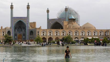 Der Naqsch-e-Dschahan-Platz in Isfahan gehört zu den kulturellen Schätzen des Iran.