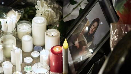 In Toronto trauerten am 9. Januar Menschen um die Opfer der Flugzeugunglücks im Iran.