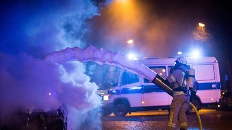Immer häufiger muss die Feuerwehr wegen brennender Fahrzeuge ausrücken.