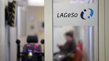 Landesamt für Gesundheit und Soziales (LAGeSo) in Berlin: Karsten Giffey arbeitete hier als Veterinärmediziner.