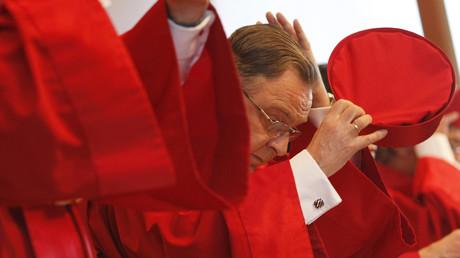Symbolbild: Verfassungsgericht Karlsruhe, Deutschland, 9. Februar 2010.
