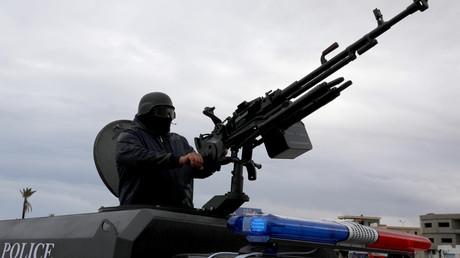 Lawrow: Libysche Staatlichkeit wurde von NATO zerbombt (Archivbild)