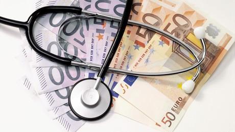 Frankreich: 1.200 Ärzte aus Protest gegen mangelnde Finanzierung für Krankenhäuser zurückgetreten (Symbolbild)