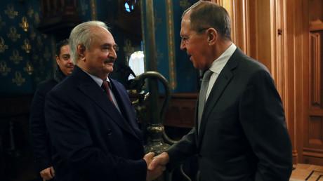 Russlands Außenminister: Waffenstillstand in Libyen wird eingehalten (Archivbild)