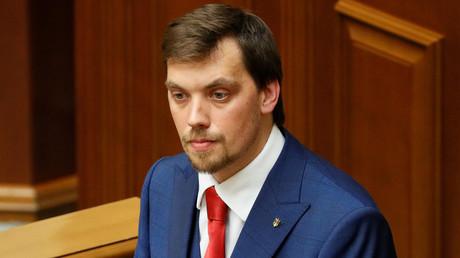 Der ukrainische Regierungschef Alexei Gontscharuk