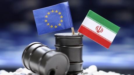 Die europäischen Vertragspartner des gemeinsamen Atomabkommens mit dem Iran verstoßen gegen die darin getroffenen Vereinbarungen, da sie sich der Sanktionspolitik der USA gegen den Iran beugen.