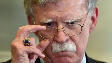 Der frühere Nationale Sicherheitsberater John Bolton: Die Ermordung des iranischen Generalmajors Qassem Soleimani soll von ihm empfohlen worden sein.