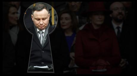 Ex-Außenminister Radoslaw Sikorski: