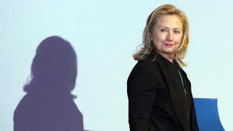 Will sich mit ihrer Wahlniederlage 2016 nicht abfinden: Die US-Demokratin Hillary Clinton.