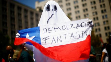 Globale Studie: Unzufriedenheit mit Demokratie wächst