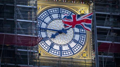 Symbolbild: Die Uhr des