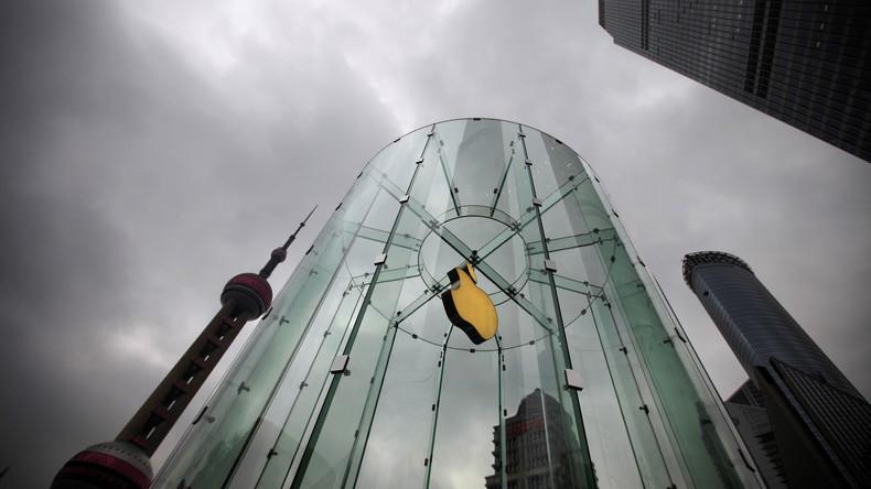 Coronavirus: Apple schließt vorübergehend alle Geschäfte in China