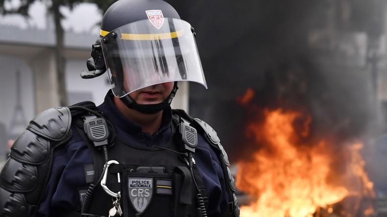 Frankreich: Protest der Gelbwesten mündet erneut in Gewalt