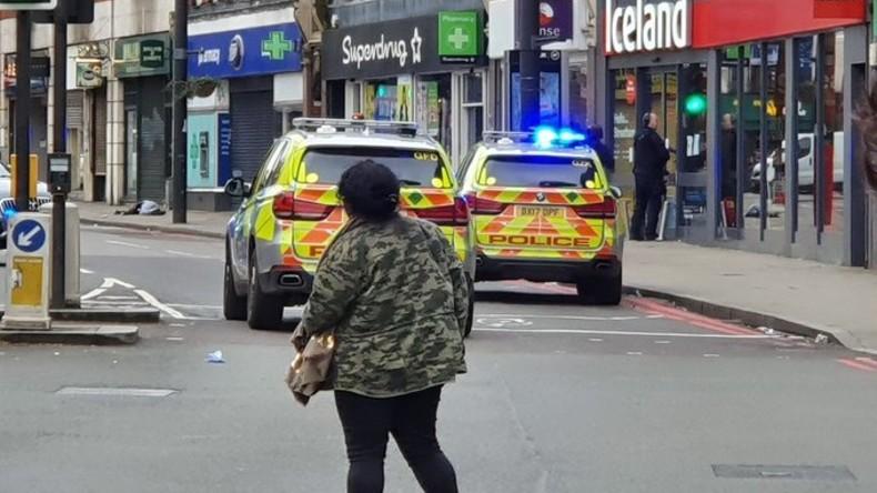 Terroranschlag in London: Verletzte durch Messerangriff – Mutmaßlicher Täter erschossen