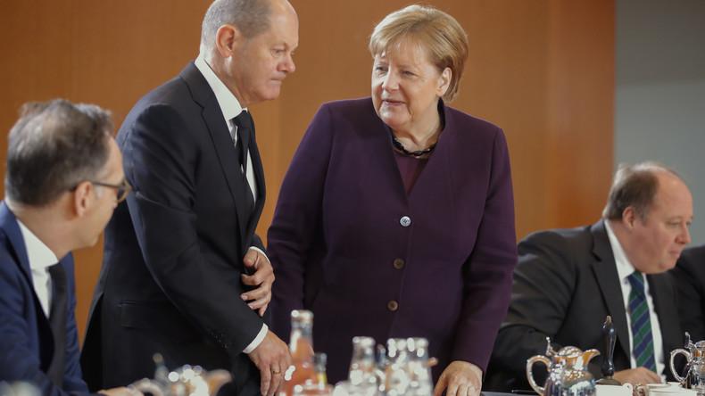 """""""Ist verkraftbar"""" – Auch Finanzminister Scholz ist für eine frühere Teilabschaffung des Soli"""