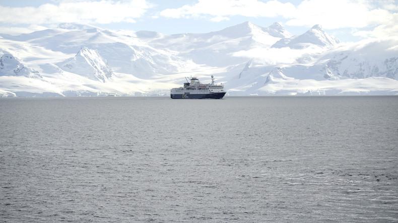 Lawrow: Russische Diplomaten haben Entdeckung der Antarktis gefördert