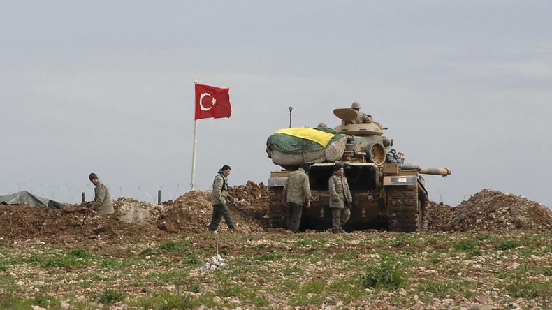 Syrien: Sechs türkische Soldaten bei Beschuss durch syrische Armee getötet – Ankara übt Vergeltung