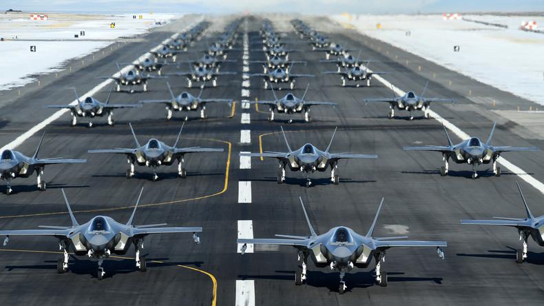 Imperium am Limit: Pentagon will Schlagkraft des US-Militärs bündeln