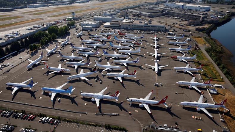 Ratingagentur stuft Boeing wegen 737-MAX-Desasters herab