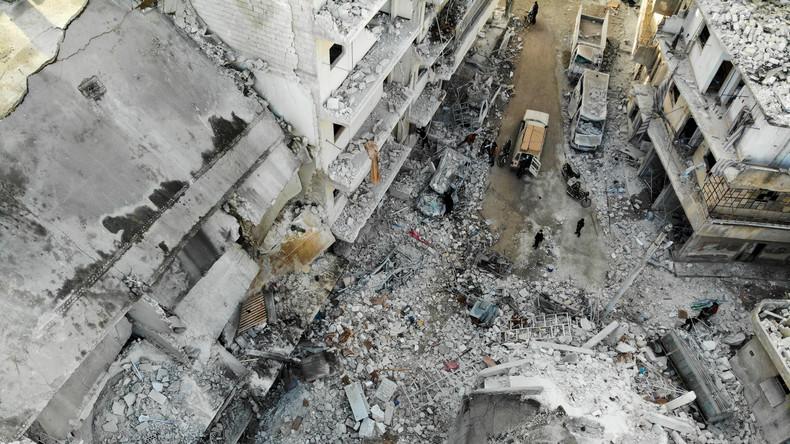 Idlib: Vergeltungsangriff der Türkei auf Syrien (Video)