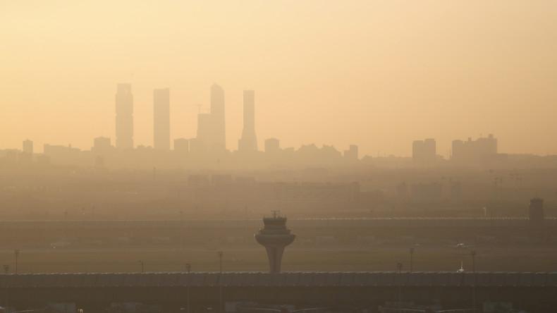 LIVE: Problemlose Notlandung von Air Canada-Flug in Madrid