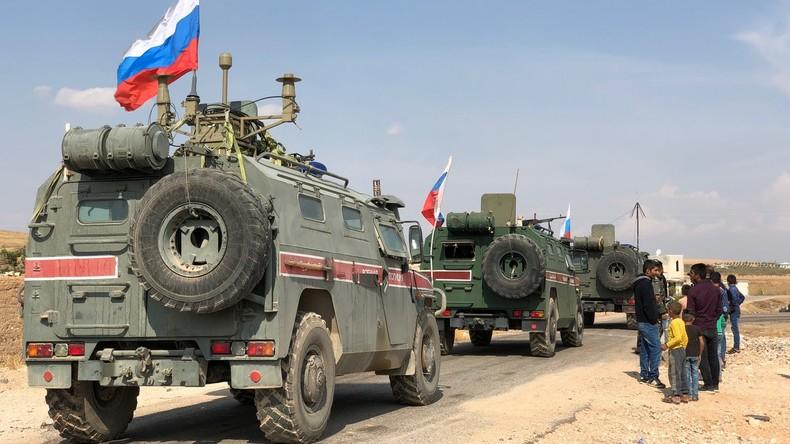 Türkische Militärs  erscheinen nicht zu vereinbarten russisch-türkischen Patrouillen in Syrien