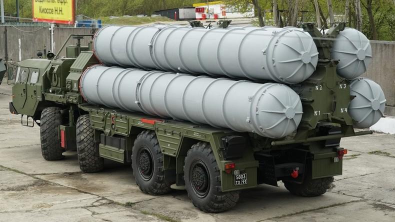 Trotz US-Druck: Russland startet S-400-Produktion für Indien
