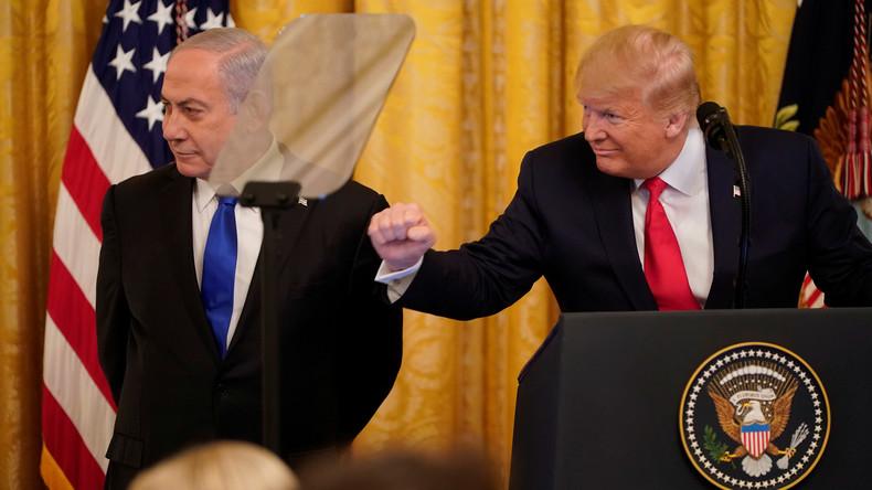 """USA drohen Palästinensern: Wagt es nicht, den """"Deal des Jahrhunderts"""" abzulehnen"""