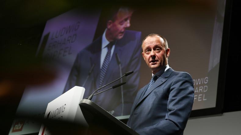 Verwirrung um Äußerungen von Friedrich Merz zu möglicher Bundestagskandidatur