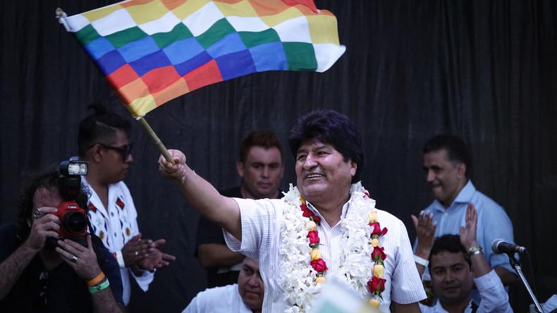 Bolivien: Ex-Präsident Evo Morales kandidiert für Senatorenamt