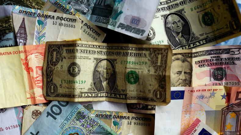 """Washington treibt Plan zur Bestrafung von """"Währungsmanipulationen"""" voran"""