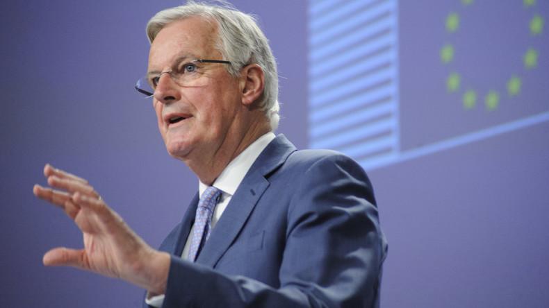 Nach dem Brexit: Brüssels Plan für Handel zwischen der EU und Großbritannien ist eine Falle