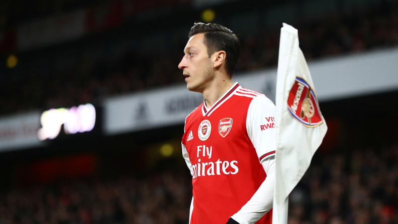 Morddrohungen gegen Mesut Özil