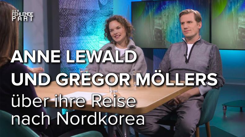 """""""Es gibt keine Logik in Nordkorea"""" – Filmemacher Anne Lewald und Gregor Möllers"""