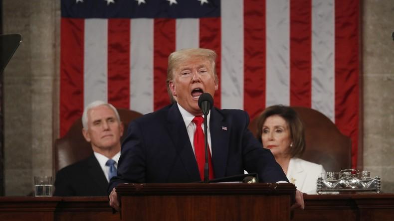 USA: Senat spricht Trump im Impeachment-Verfahren frei