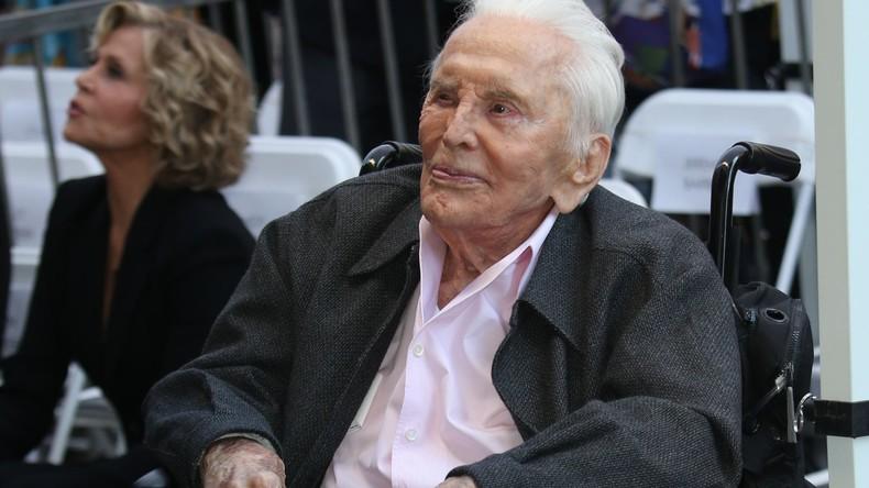 Hollywood-Legende Kirk Douglas stirbt im Alter von 103 Jahren