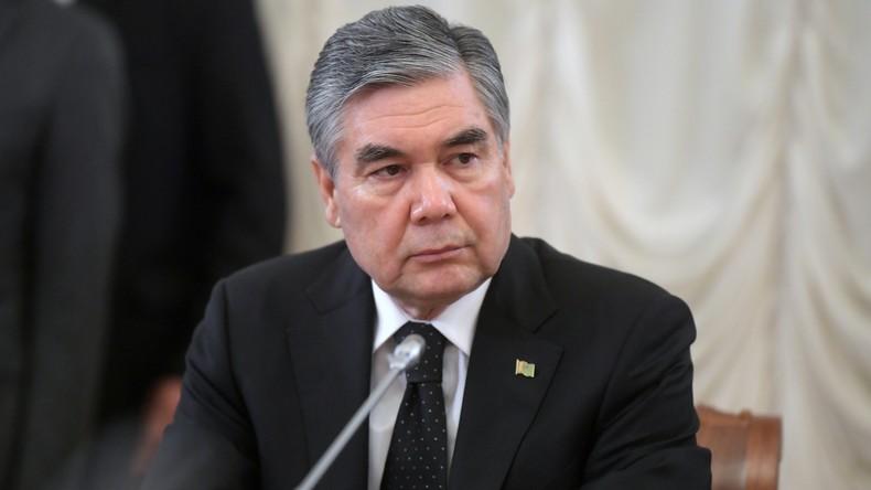 Künstliche Pigmente: Turkmenische Beamte über 40 müssen ihre Haare grau färben