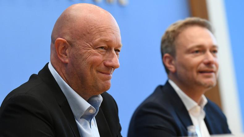 Spekulationen um Kemmerich-Wahl mit AfD-Stimmen: Hatten FDP und CDU Rückendeckung aus Berlin?