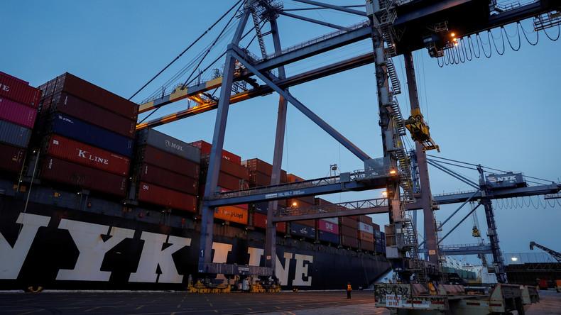 China halbiert Zölle auf US-Waren im Gesamtwert von 75 Milliarden US-Dollar