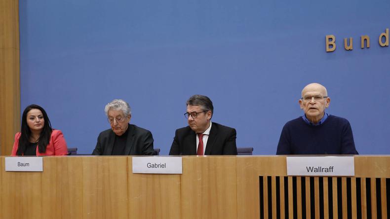 Berlin: 130 deutsche Politiker und Journalisten fordern sofortige Freilassung von Julian Assange