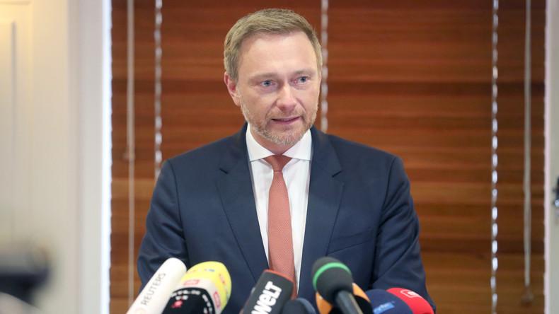 Nach Thüringen-Debakel: FDP-Chef Lindner will Vertrauensfrage stellen