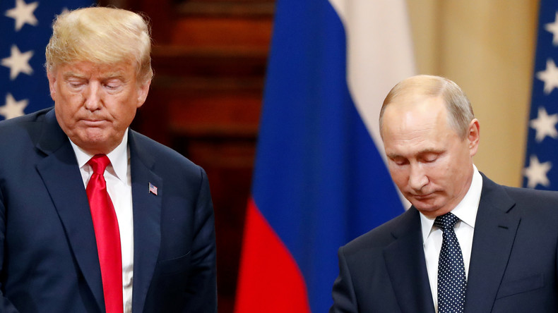 """""""Hört auf, Russland als Schreckgespenst darzustellen"""": Putins Sprecher über Beziehung zu den USA"""