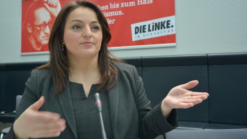 """Sevim Dağdelen von den Linken zu Thüringen-Desaster: """"Lindner ist schwer beschädigt"""" (Video)"""