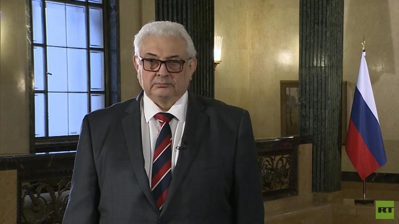 Russischer Botschafter im Interview: Versuche, Russland zu isolieren, hatten nie Erfolg
