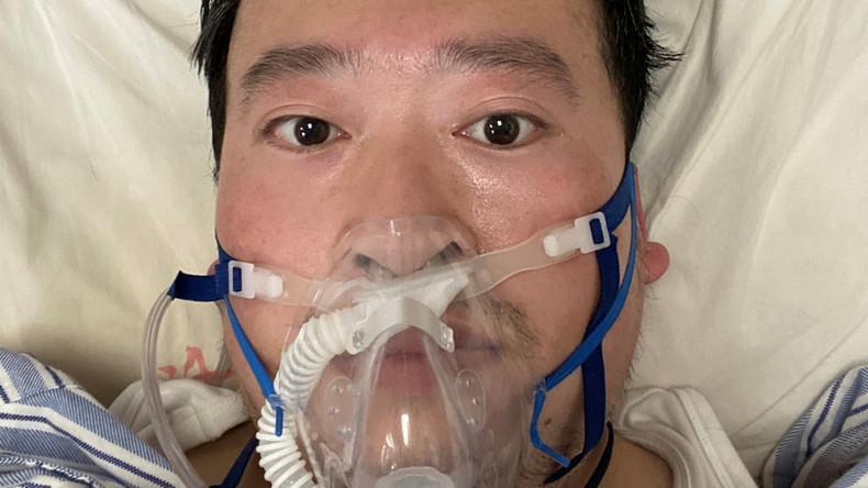 Er warnte als erster vor dem Ausbruch des Coronavirus: Arzt Li Wenliang stirbt an Lungenkrankheit