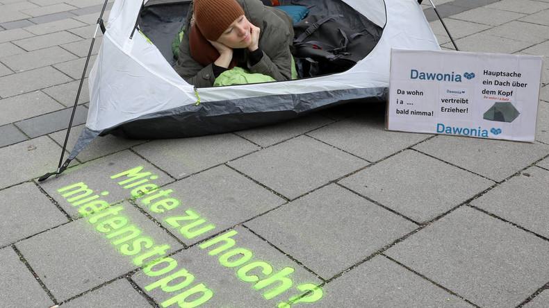 Nach Berliner Mietendeckel: Mehr als 50.000 Bayern begehren gegen hohe Mieten auf