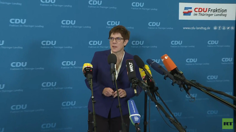 Thüringen: Spalten ist der CDU vorbehalten