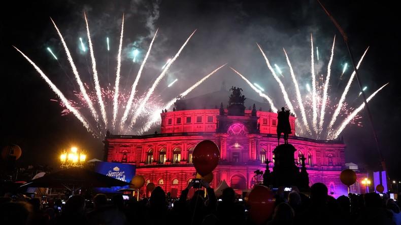 Kultureller Höhepunkt: Veranstalter des Dresdner SemperOpernballs im RT-Gespräch