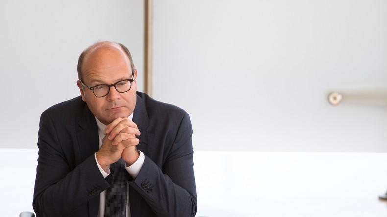Sachsens Staatsminister Schenk über Thüringen: Jeder muss zurückstecken (Video)